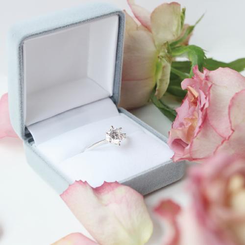e.m.MARIAGE Pripose Ring