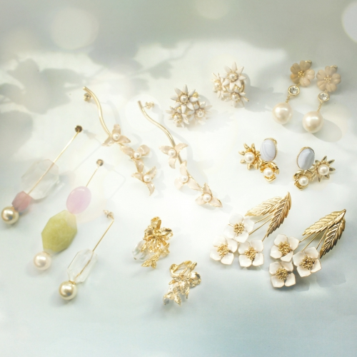 DRESSUPEVERYDAY_花と宝石