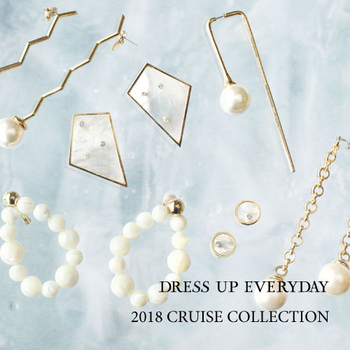 due 2018 CRUISE COLLECTION