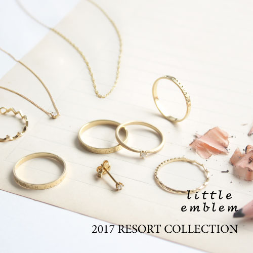 little 2017 RESORT COLLECTION