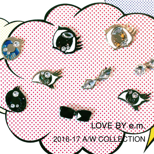 loveby 2016-17AW COLLECTION