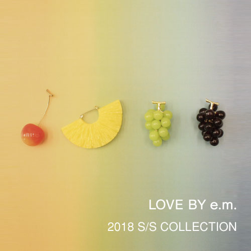 loveby 2018 SS COLLECTION