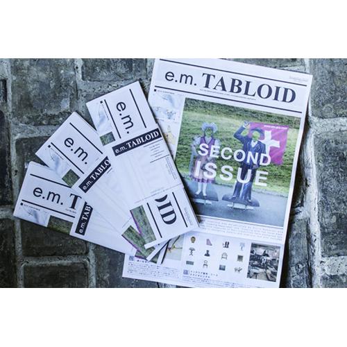 e.m.TABLOID