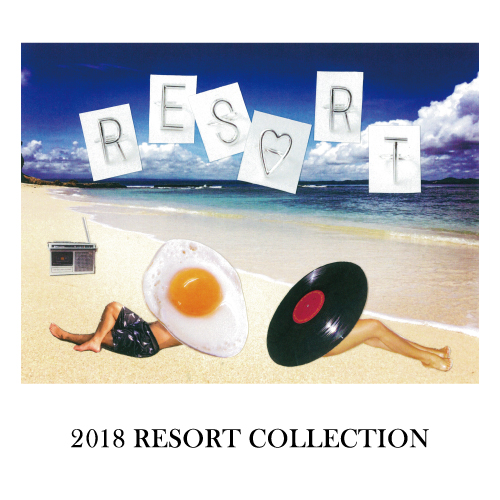 2018 RESORT COLLECTION