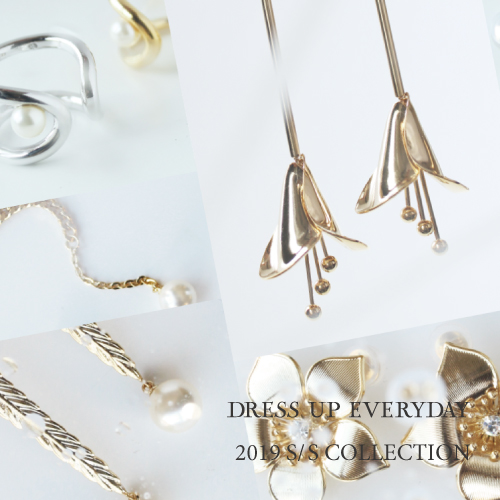 DRESS UP EVERYDAY_2019ss_top