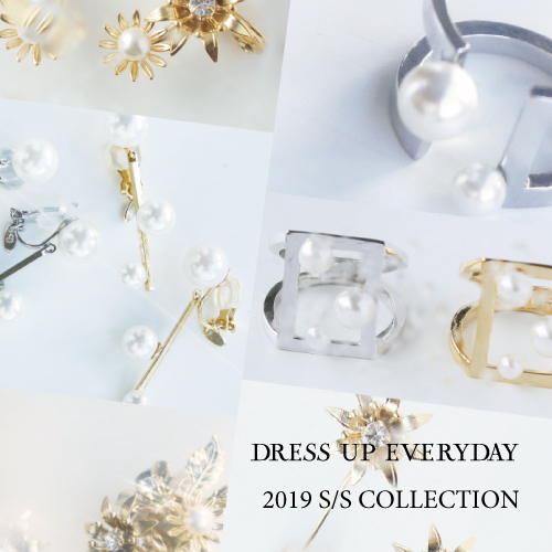 DRESS UP EVERYDAY_2019sscollection_top
