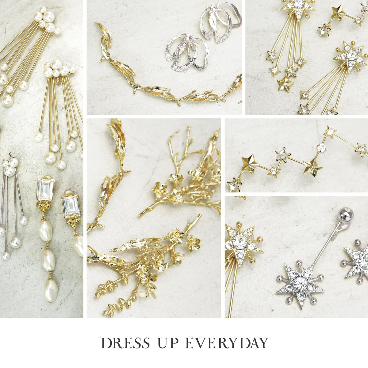DRESS UP EVERYDAY_Bridalcollection