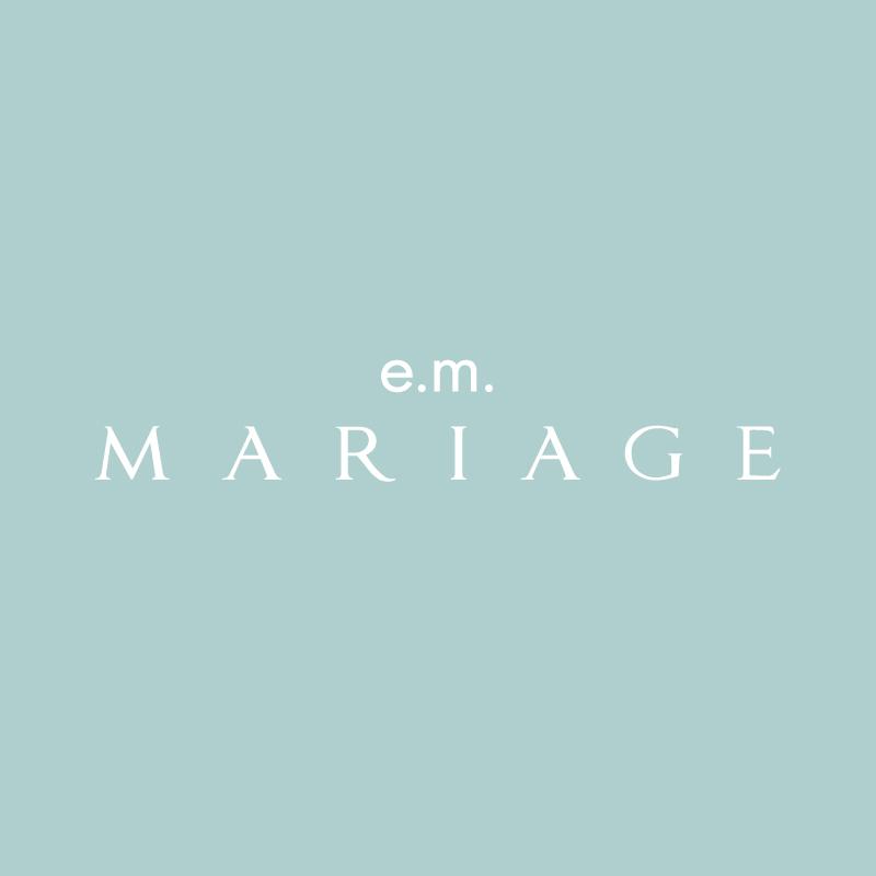 e.m.MARIAGE_bridalcollection