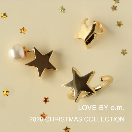 LOVE BY e.m._2020CHRISTMASCOLLECTION